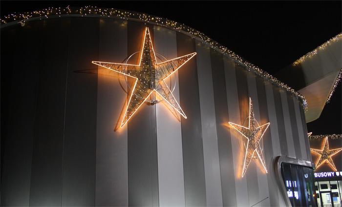 Najnowsze Dekoracje zewnętrzne - Cr-iluminacje dekoracje uliczne, dekoracje YC66